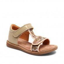 Bisgaard Alvia sandaler – Pistachio