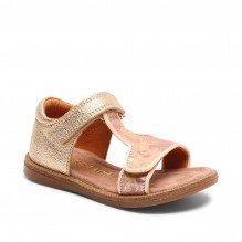 Bisgaard Alvia sandaler – Platin
