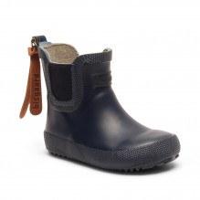 Bisgaard Baby Rubber gummistøvler - Blå