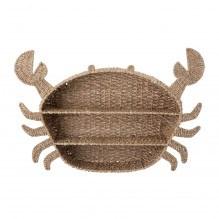 Bloomingville Barney krabbe bogreol - Natur