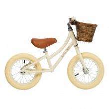 Banwood Løbecykel, First go - Cream