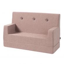 By KlipKlap sofa - Soft Rose