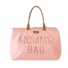Childhome pusletaske mommy bag – pink