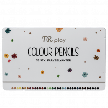 Tiny Republic Play farveblyanter 36 stk.