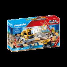 Playmobil Construction Site - 70742