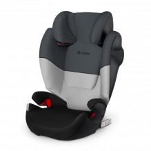 Cybex Solution M-fix autostol - Gray Rabbit
