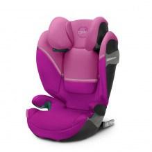 Cybex Solution S2 i-Fix autostol - Magnolia Pink
