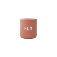 Design Letters MOM kop - Nude