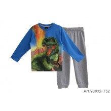 Dino World nattøj - Blå