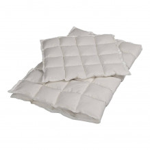 Filibabba kapok babydyne 70x100 cm - nature white
