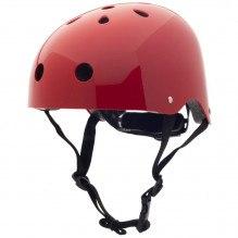Trybike CoConuts cykelhjelm - rød, str. M