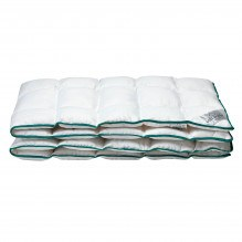 Soft Nordic Kapok Juniordyne 100x140 cm - Nature White