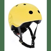 Scoot and Ride S-M hjelm - lemon