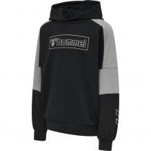 Hummel hmlBoxline hættetrøje - Black