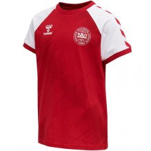 Hummel Sejr t-shirt – Tango Red