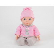 Tiny Treasures min første dukke 30 cm - Pink