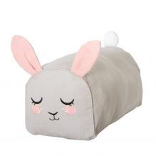 Roommate kanin puf - grå