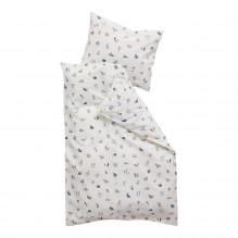 Leander Babysengetøj Forrest 70x100 cm, Dusty Blue