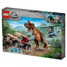 LEGO Jurassic World Carnotaurus-dinosaurjagt - 76941