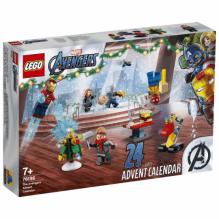 LEGO Marvel Avengers julekalender 2021