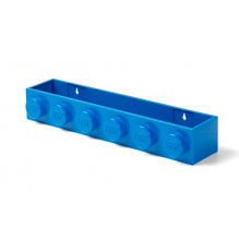 LEGO opbevaringshylde - Bright Blue