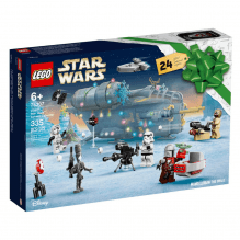 LEGO Star Wars julekalender 2021