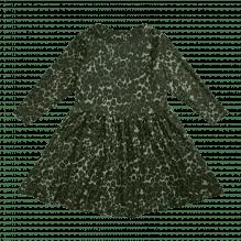 Liberte Alma Babydoll kjole junior – Army Leo