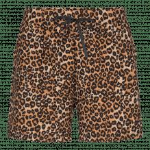 Liberte Alma shorts – Sand Black Leo