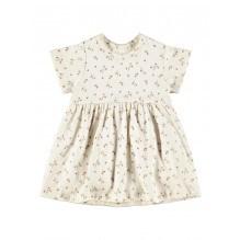 Lil'Atelier Gaya kjole - Turtledove