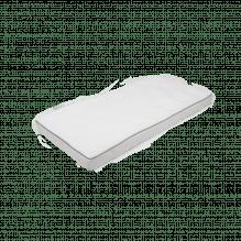 Soft Nordic Floating Cloud madras til sidebed 40x84 cm. – Hvid