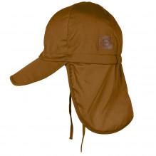 Mikk-Line Solid sommerhat m. skygge – Golden Brown