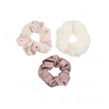 Mimi & lula 3 scrunchies - Rosa