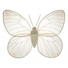 Mimi & Lula sommerfugle vinger - Pink