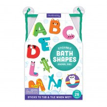Mudpuppy Dyrenes ABC badelegetøj