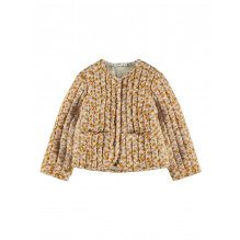 Lil'Atelier Galla jakke - Turtledove