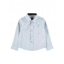 Name It Risal skjorte - Dusty Blue