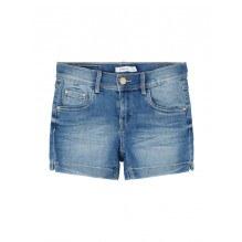 Name It Salli denim shorts - Light Blue Denim