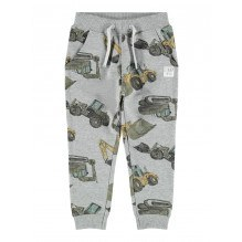 Name It Donni sweatpants - Grey Melange