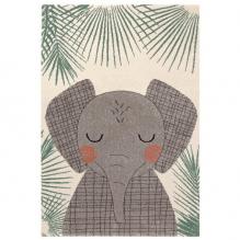Nattiot gulvtæppe junko 120x170 cm – grå