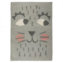 Nattiot gulvtæppe ralph vintage – grå