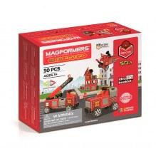 Magformers Amazing Redning konstruktionssæt