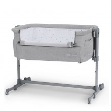 Kinderkraft  NESTE UP bedside Crib - Grå