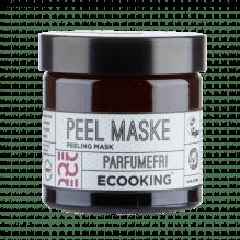 Ecooking peel maske parfumefri 50 ml.