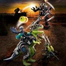 Playmobil Dinos T-Rex: Battle of Giants - 70624
