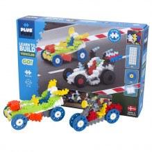 Plus Plus Learn to Build - Køretøjer