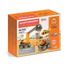 Maki Magformers Amazing Byggeplads konstruktionssæt