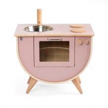Sebra Legekøkken - Blossom Pink