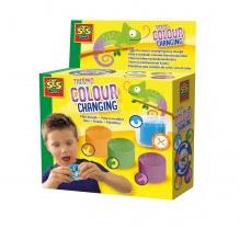 SES Creative modellervoks skifter farve