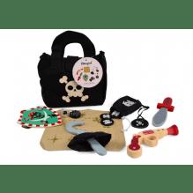 Magni piratsæt med taske - 8 dele