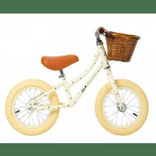 Banwood løbecykel first go - matte cream